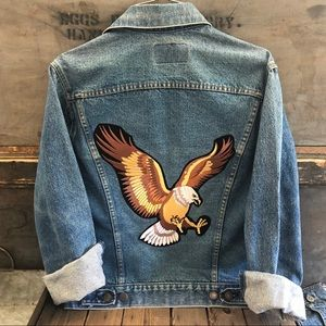 Custom Rare Vintage Levi's Jean Jacket